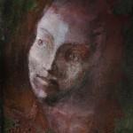 Medea_ acryl su tela 60x50 2010
