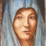 Annunziata da Antonello da Messina