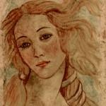 nascita di Venere-copy da Botticelli