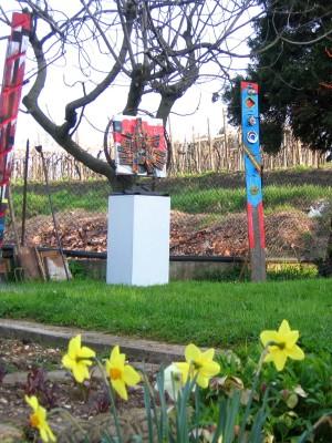 Installazioni in giardino