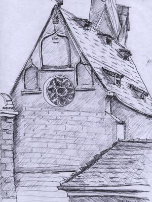 Brixen chiesa gotica