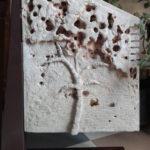 L'albero marmo del salento 54x41 2017