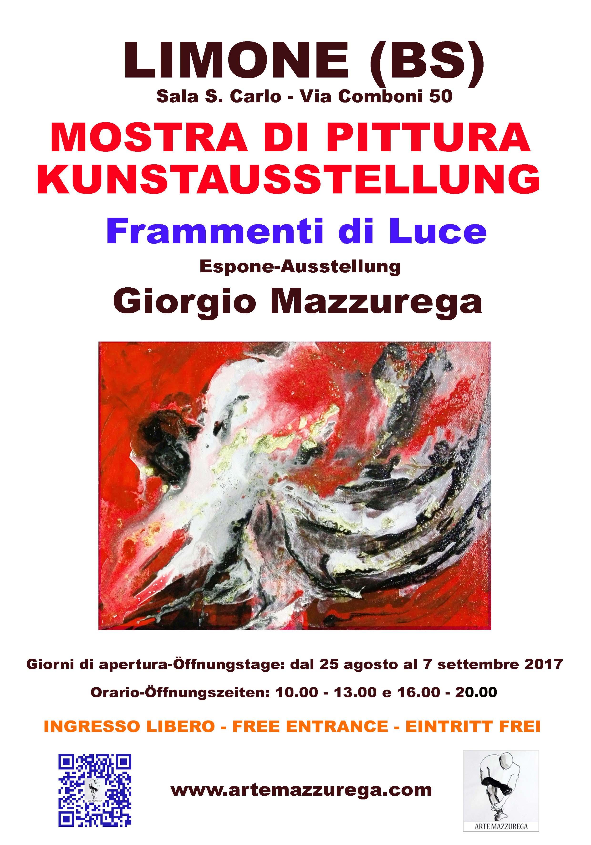 Locandina Limone 2017 dal 25 agosto al 5 settembre 2017